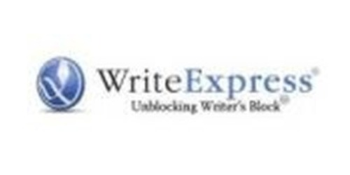 WriteExpress coupons