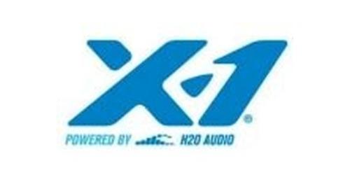 X-1 Audio coupons