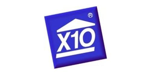 X10 coupons