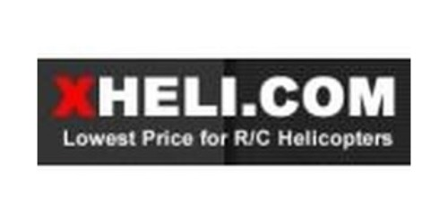 XHeli RC Helicopter coupons