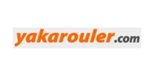 Yakarouler coupons