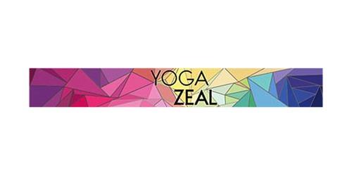 Yogazeal.com coupon