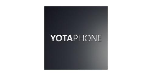 YotaPhone coupons