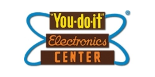 """You-Do-It"" Electronics coupons"