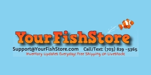 Your Fish Store coupons