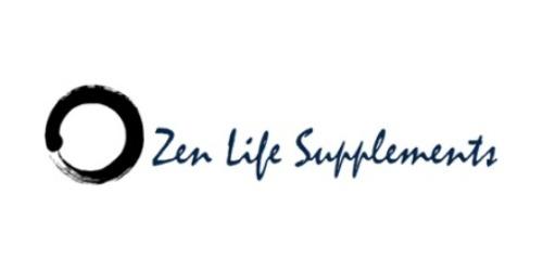 Zen Life Supplements coupons