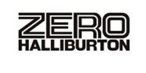 ZERO Halliburton coupon