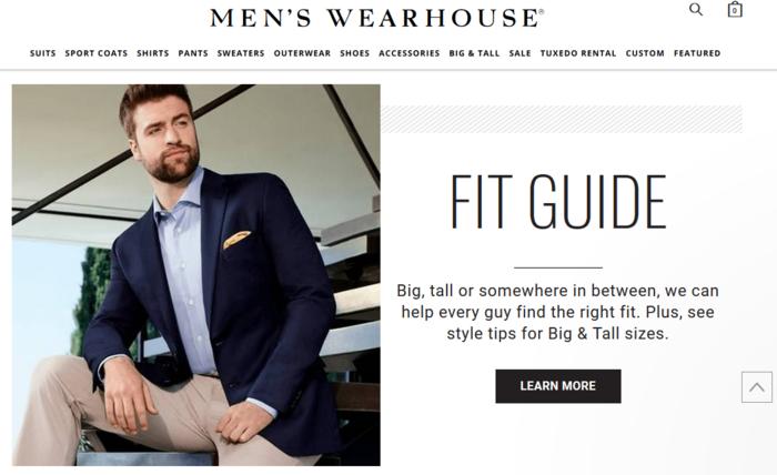 big tall mens tuxedo rentals