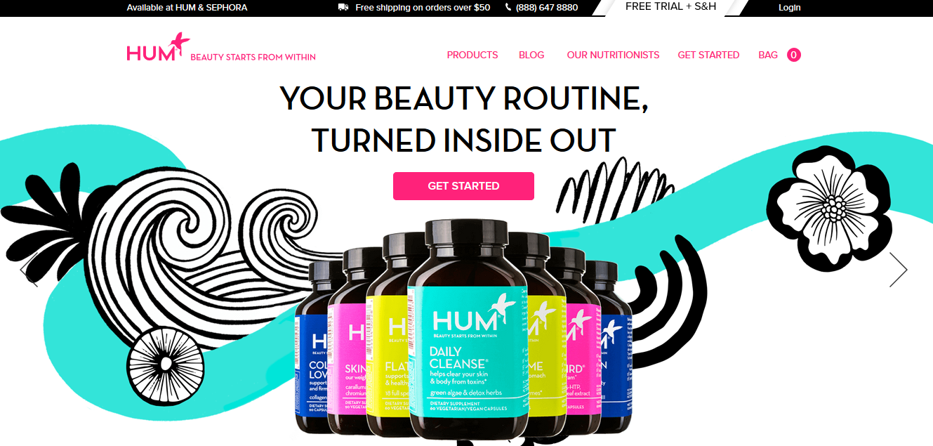 best personalized vitamin subscriptions beauty