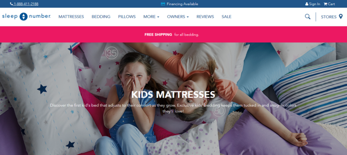 best online mattresses for kids toddlers