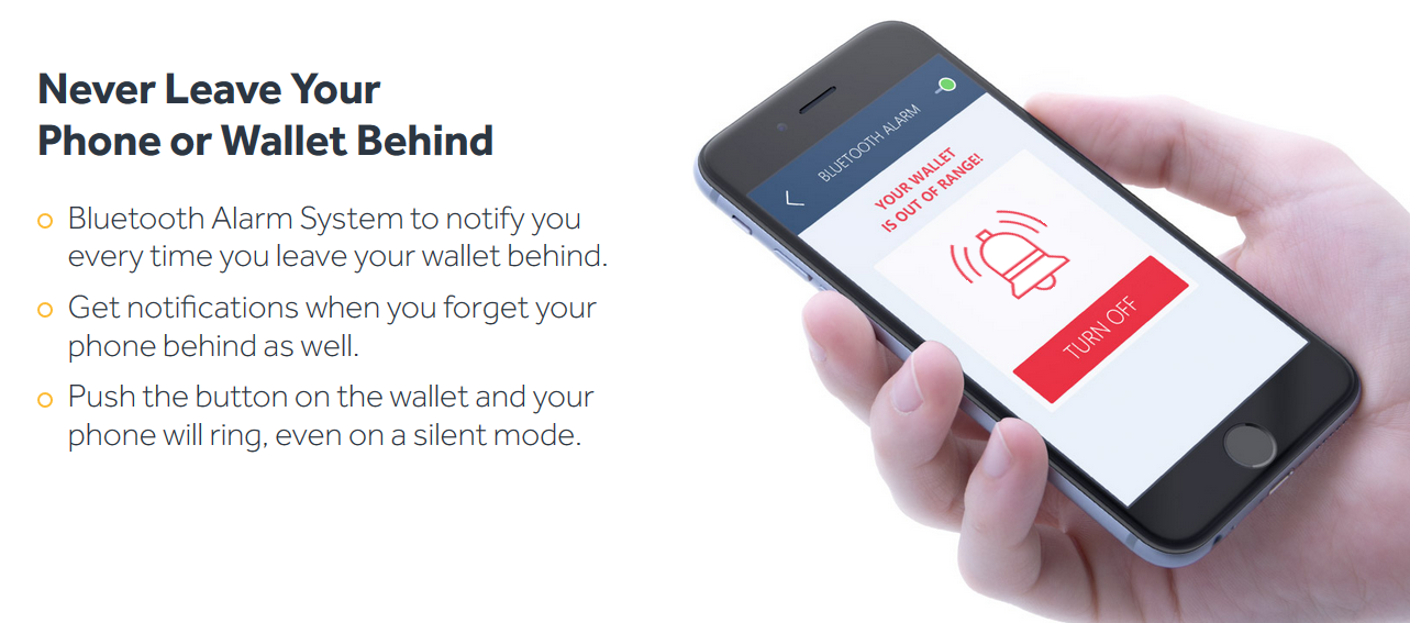 anti theft smart wallets