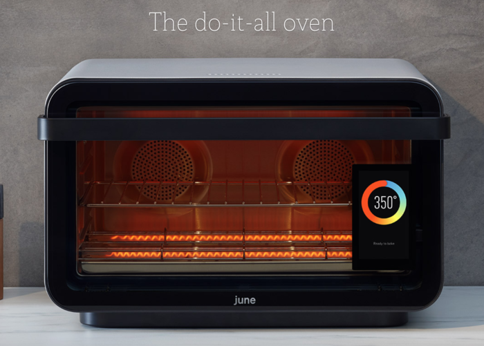 The Best Smart Ovens