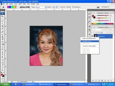 how to change photoshop to open photos as pdf