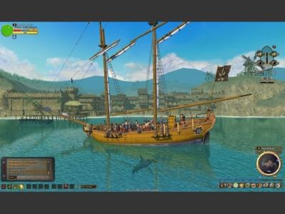 Pirate game online