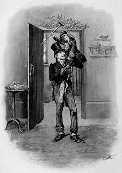 A Christmas Carol The Story Behind Scrooge