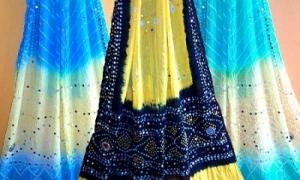 30399 Dupatta Fashion