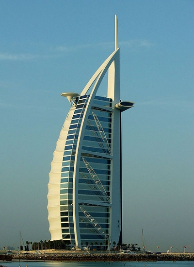 The World S Only 7 Star Hotel Burj Al Arab Dubai