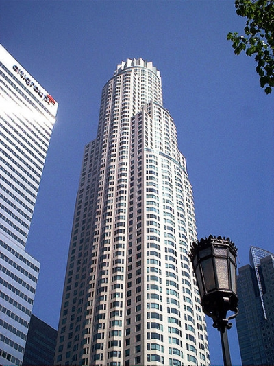 Tallest Buildings In Los Angeles