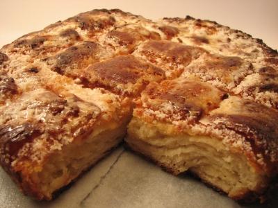 kouign amann a traditional breton dessert