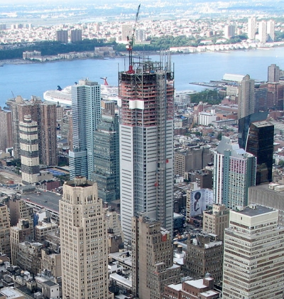 10 Tallest Buildings In New York