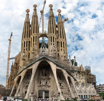 The Cathedral Which Is Dedicated To Virgin Mary Was Completed In 1250 And Considered One Of Finest Examples French Gothic Architecture