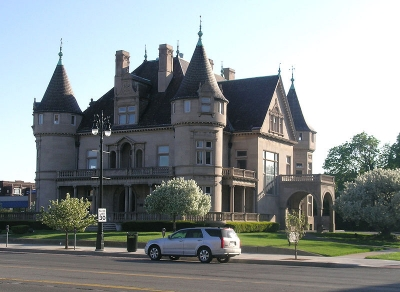 Beautiful Castles In Michigan