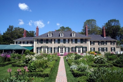 Beautiful Castles And Homes In Vermont