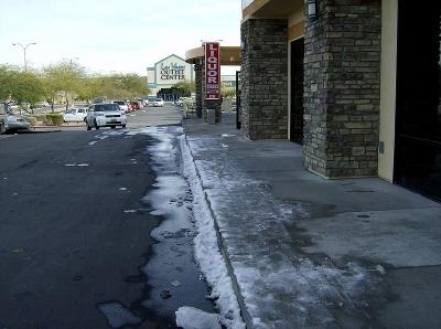 Does It Snow in Las Vegas?