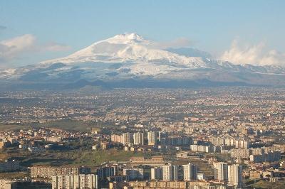 foto Gunung Etna