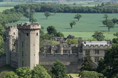 Image Source Original Warwick Castle In England That Maryvale Was Modeled After