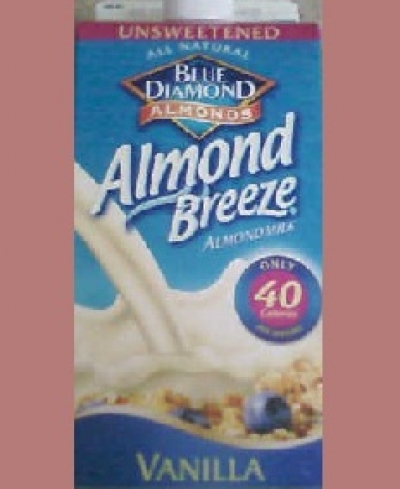 Almond Breeze Almond Milk, Unsweetened Vanilla
