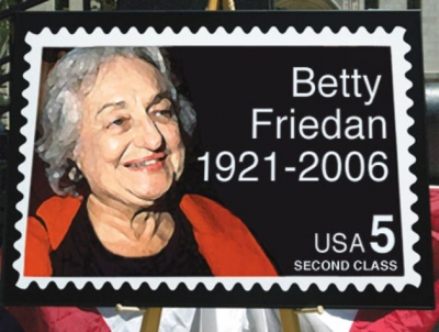 discrimination against woman in the workplace in the feminine mystique by betty friedan Betty friedan – the feminine mystique  an act to prohibit discrimination on account of sex in the payment of wages  bias against women with caregiving.