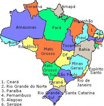 Facts About Brazil Geography
