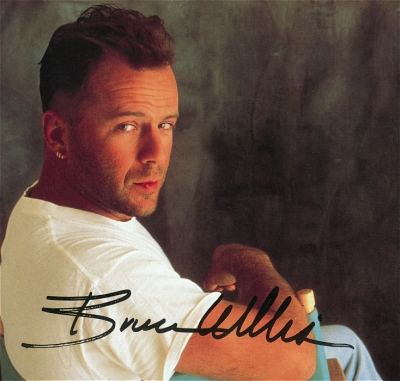 Actors of Legend: Bruce Willis Bruce Willis Movies List