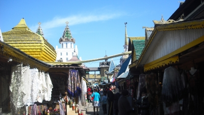 moscow shopping markets