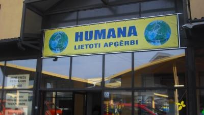 humana riga