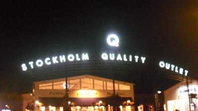 stockholm quality outlet