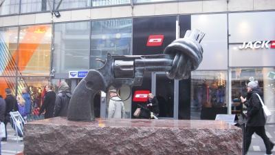 public statues stockholm, sweden