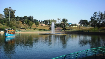 lake park raanana israel