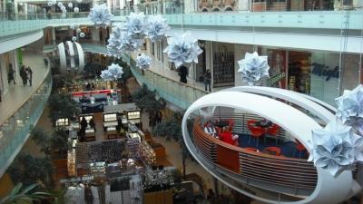 mall vilnius shopping