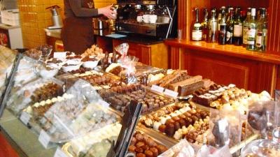 chocolate store vilnius