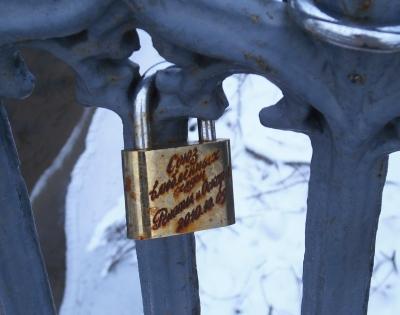 what are love locks