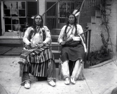 The Cherokee Indian Unseen World