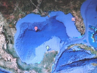 Chicxulub Asteroid Impact Crater (page 3) - Pics about space