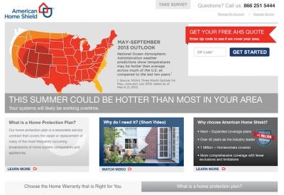 American home shield vs american residential warranty vs - American home shield swimming pool coverage ...