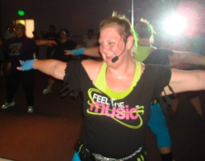 Mary Ellen, Baltimore, Maryland Zumba Teacher