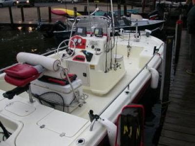 Striper Boat