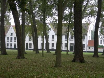 The Beguinage in Bruges
