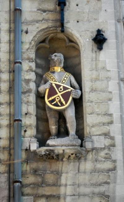 Het Brugs Beertje (the little Bruges bear)