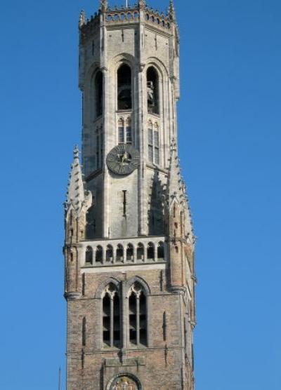 Belfrey Tower in Bruges